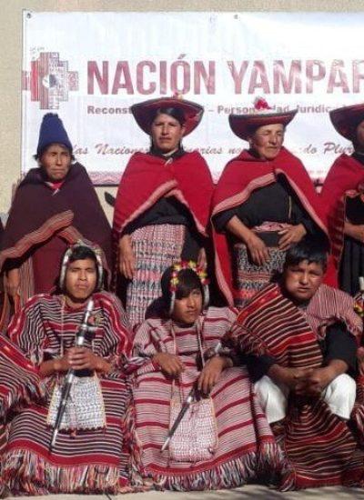 nación yampara