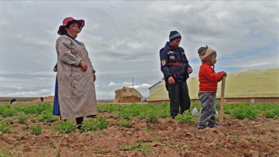Campaña: Agricultura familiar, Futuro sostenible